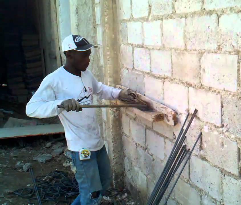 Bending rebar by hand