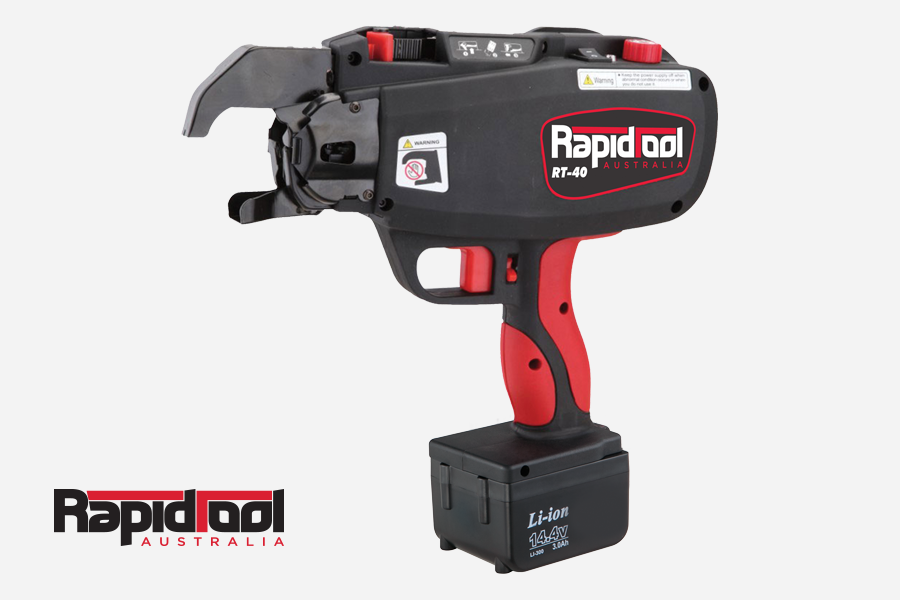 Buy Automatic Rebar Tying Machine From Rapidtool