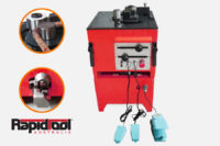 RapidTool Rebar Cutter & Bender