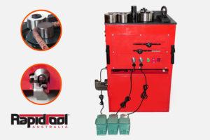 RapidTool Rebar Bender & Cutter